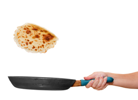 Pancake Tossing Party