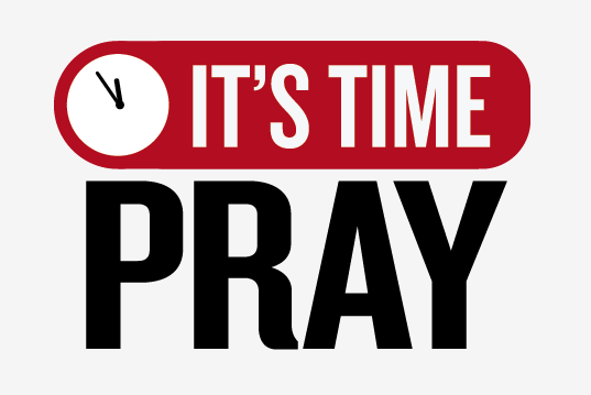 Its Time To Pray