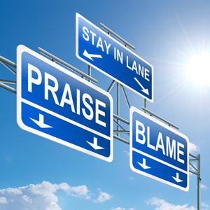 praise-blame